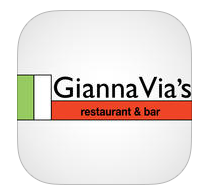 Gianna Via's Restaurant and Bar App