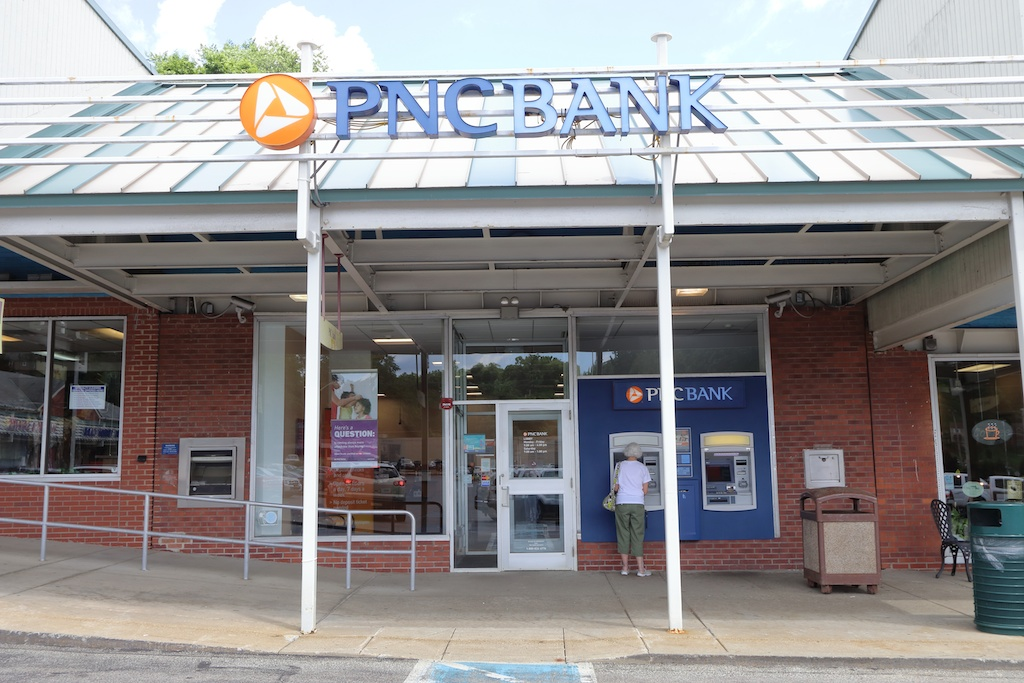 PNC Bank in Caste Village