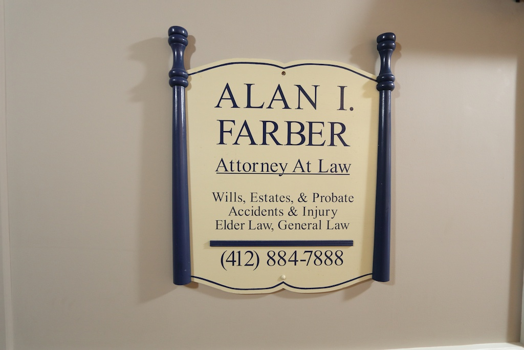 Alan Farber Attorney at Law in Caste Village