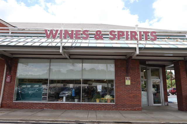 Wine and Spirits Shoppe in Caste Village